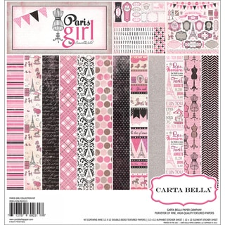 Paris Girl Collection Kit 12