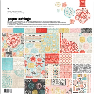 Paper Cottage Collection Pack 12