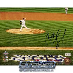 Steiner Sports CC Sabathia Autographed Photo