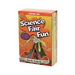 Science Fair Fun Earth Sciences 5 Book Set