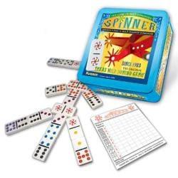 Spinner Dominoes Game