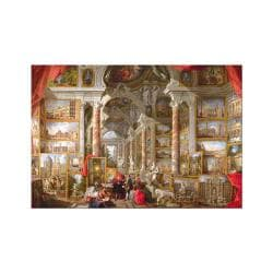 'Gallery with Views of Modern Rome' Puzzle 5000-piece Puzzle