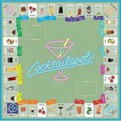 Cocktail-opoly Game