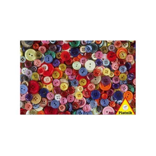 Buttons 1000-pc Puzzle