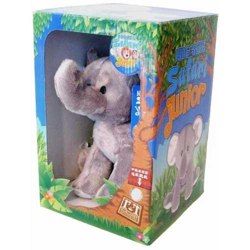 Hide and See Safari Junior Elephant