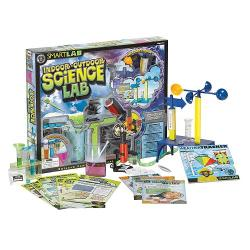 Indoor-Outdoor Science Lab
