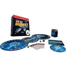Scene It? Star Trek Deluxe Edition Ship Version