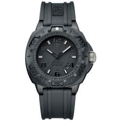 Luminox Men's 'Sentry' Blackout Watch