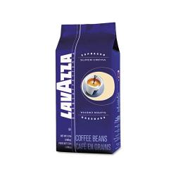 Lavazza Super Crema Whole Bean Espresso Coffee