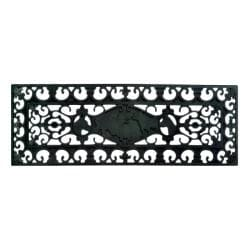 Dog Scroll Stair Mat (30 x 9)