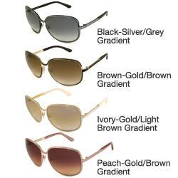 Tom Ford TF0117 Delphine Women's Rectangular Sunglasses