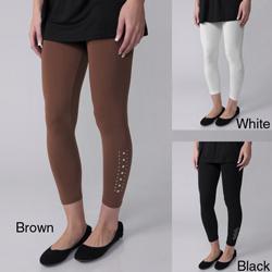 Journee Collection B6 New York Junior's Stretch Leggings
