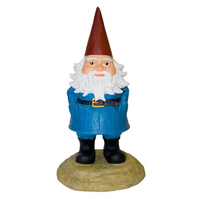 Exhart 13 Inch Travelocity Roaming Gnome Overstock