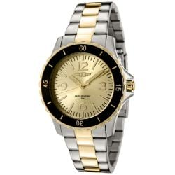 I by Invicta Women's Light Gold Dial Two-tone Watch