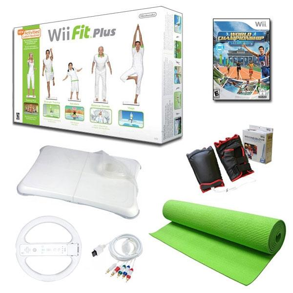 "Nintendo Wii Fit Plus ""Mega Holiday"" Bundle"