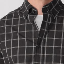 Gioberti by Boston Traveler Men's Plaid Shirt