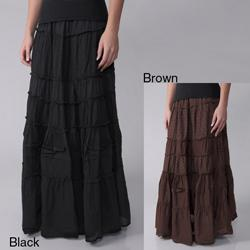 Cute Options Women's Tiered Skirt