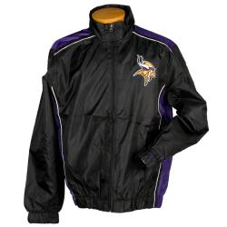 G3 Men's Minnesota Vikings Light Weight Jacket
