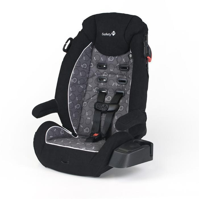 Overstock.com Safety 1st Vantage High Back Booster Car Seat in Orion Black at Sears.com