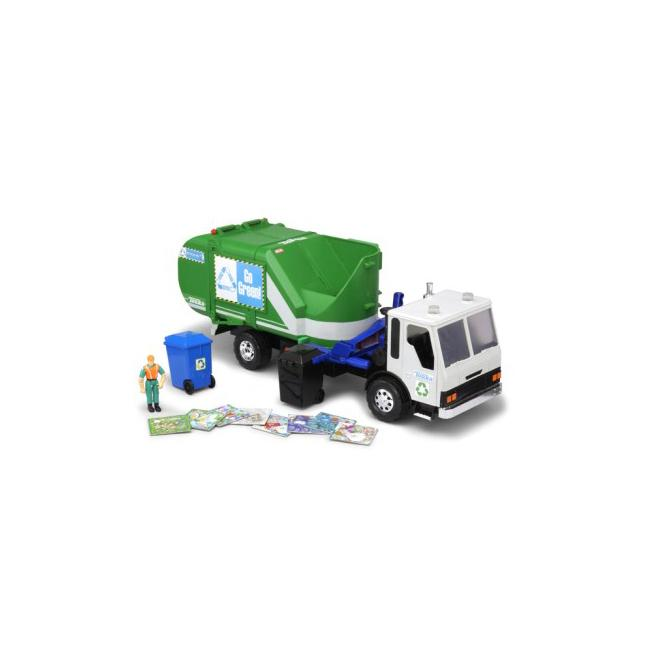Tonka Titans Go Green Garbage Truck