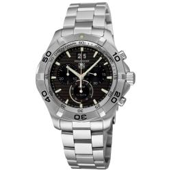 Tag Heuer Men's 'Aquaracer' Stainless Steel Chronograph Watch
