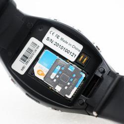 Unlocked MW09 GSM Touch Screen Camera Bluetooth Multimedia Watch Phone