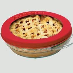 Mrs. Anderson's Silicone Pie Shield