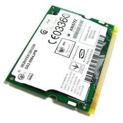 Intel PRO WM3B2200BG Wireless mini PCI Network Card