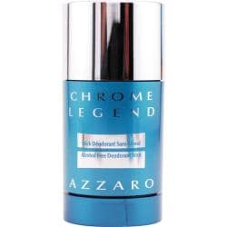 Azzaro 'Chrome Legend' Men's 2.7-ounce deodorant Stick Alcohol Free