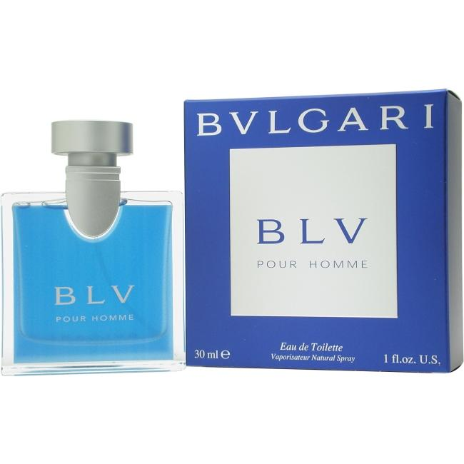 Bvlgari BLV Men's 1-ounce Eau de Toilette Spray