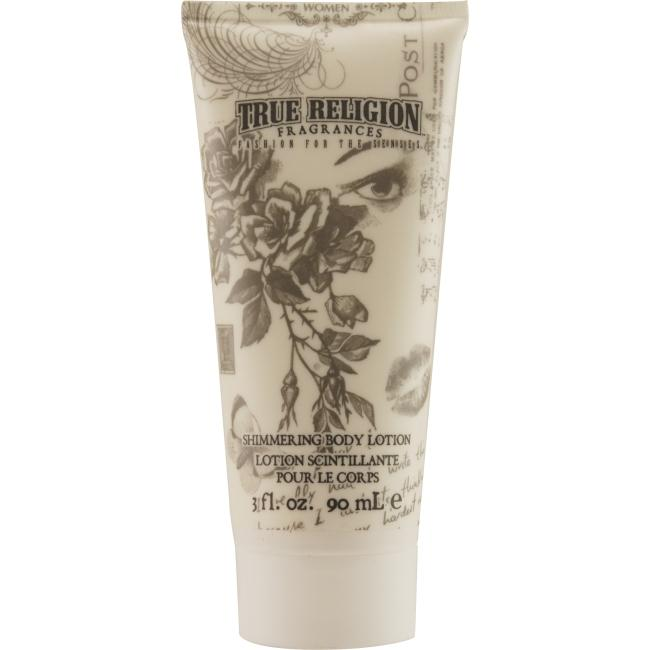 True Religion 'True Religion' Women's 3-ounce Shimmering Body Lotion
