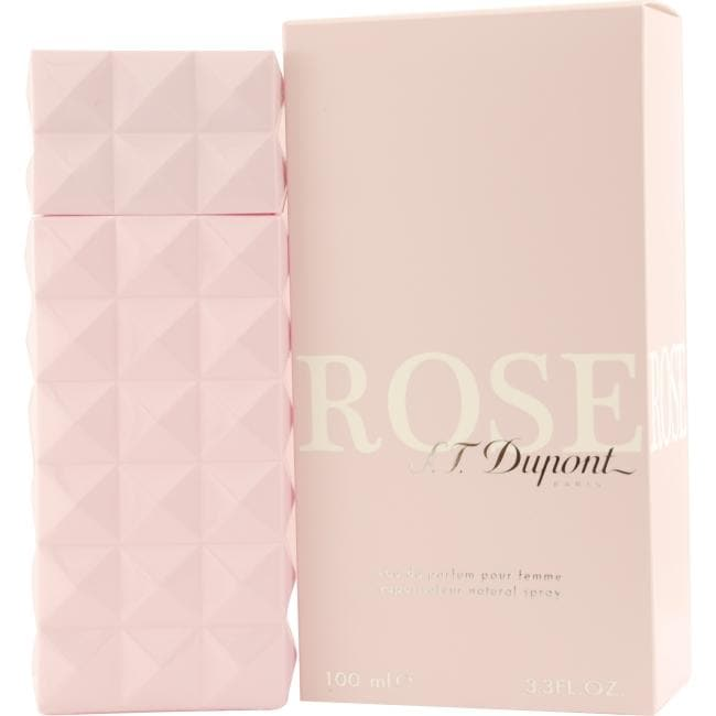 St Dupont 'St Dupont Rose' Women's 3.4-ounce Eau de Parfum Spray