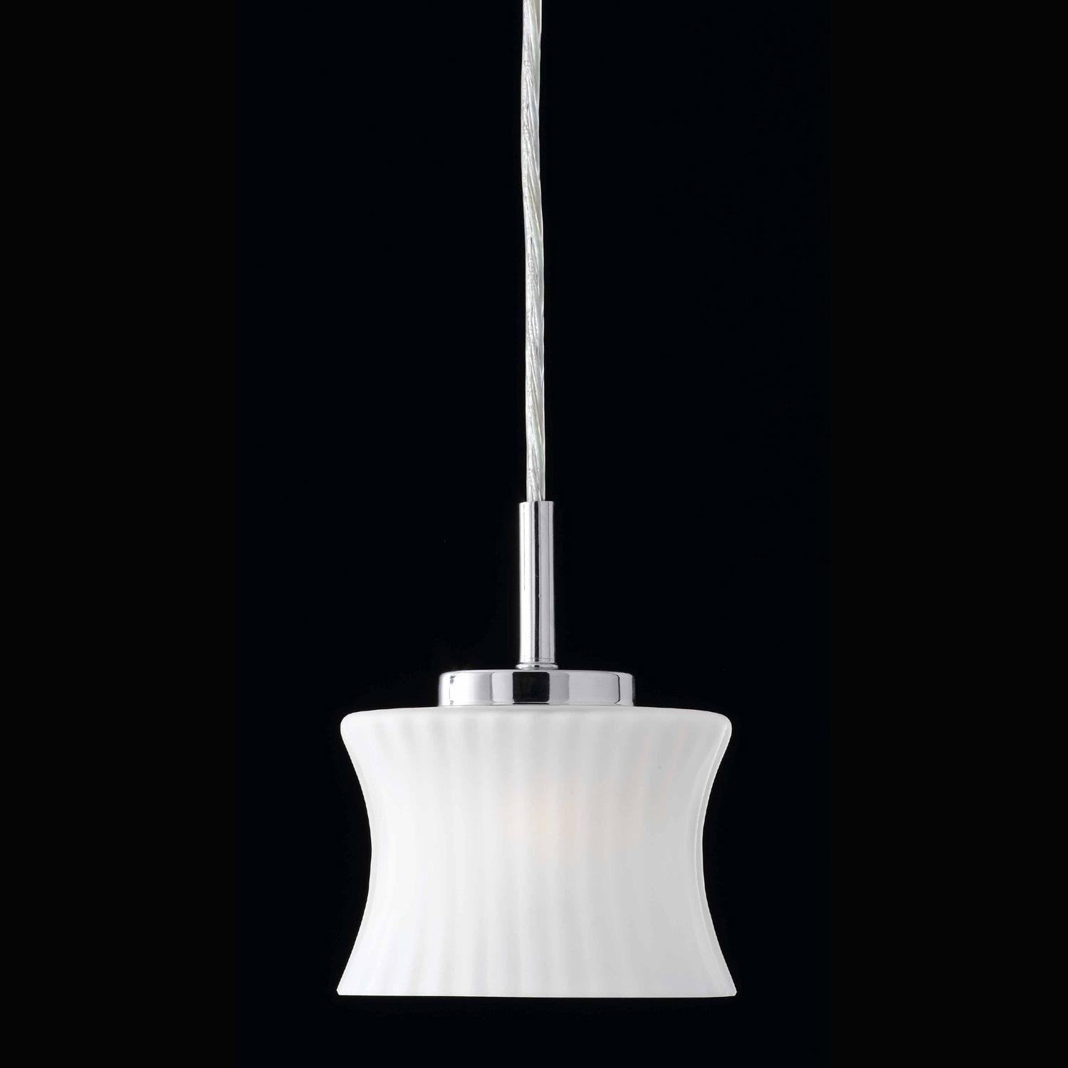 Astro 1-light Chrome Mini-Pendant