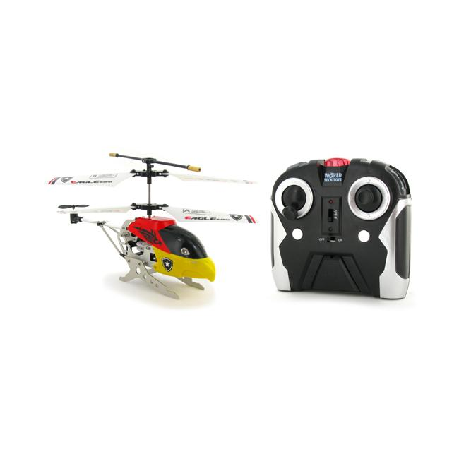 Metal Mini Eagle 3CH Electric RTF RC Helicopter