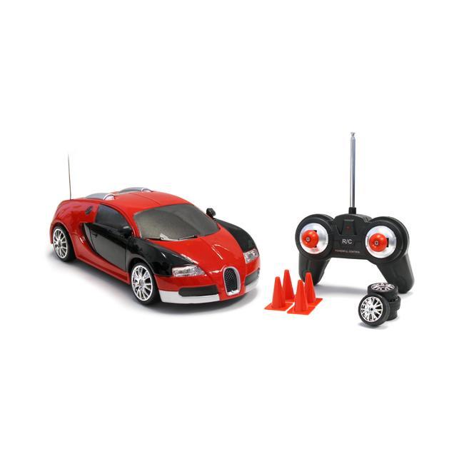 extreme drift bugatti veyron 1 24 electric rtr rc car. Black Bedroom Furniture Sets. Home Design Ideas
