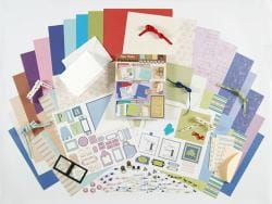 Personal Shopper March 2007 Ice Cream & Friends Scrapbooking Set
