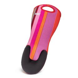 Built Sizzler Stripe Neoprene Extra-long Oven Mitt
