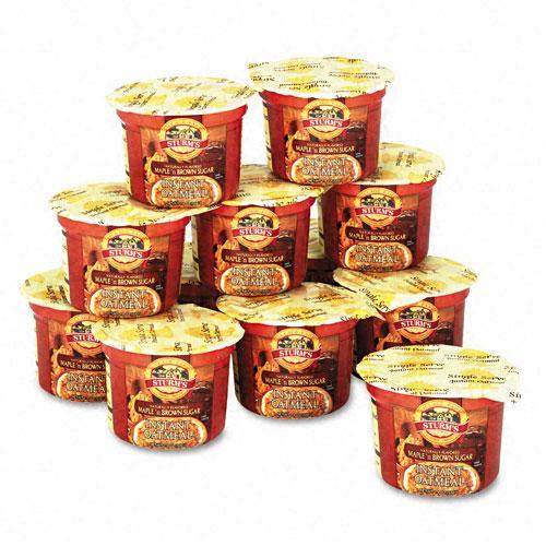 Sturm Foods Maple Brown Sugar Instant Oatmeal