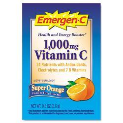 Emergen-C Immune Defense Super Orange Mix