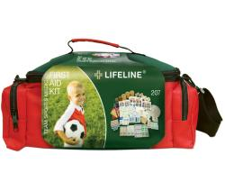Lifeline First Aid Team Sports 207-pc Medic Kits (Pack of 4)