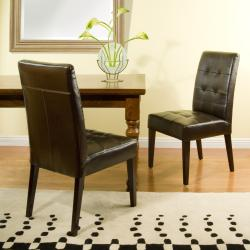Cambridge Oversized Tufted Dining Chair (Set of 2).