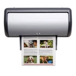 HP DeskJet D1560 18ppm Color InkJet Printer (Refurbished)