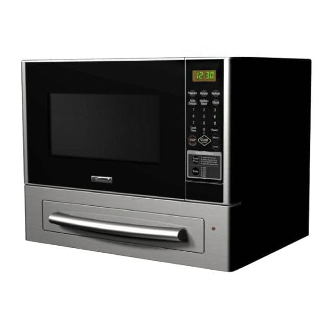 Kenmore Countertop Oven : Kenmore 66993 1.1 Cu.Ft. Countertop Microwave and Pizza Oven ...