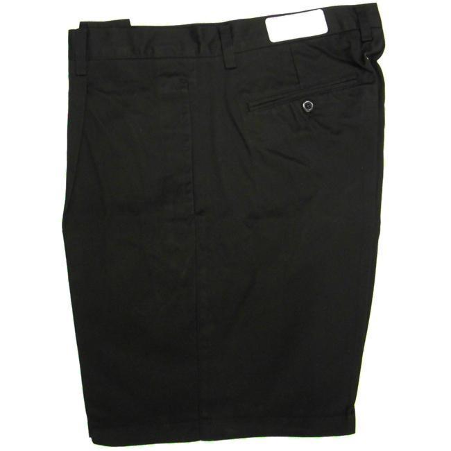 Vardon Men's Black Golf Shorts