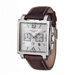 Hamilton Men's 'Jazz Master' Stainless Steel Watch