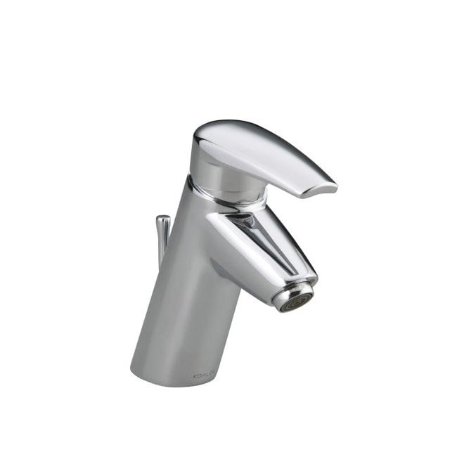 Kohler K-18140-CP Polished Chrome Panache Single-Control Lavatory Faucet