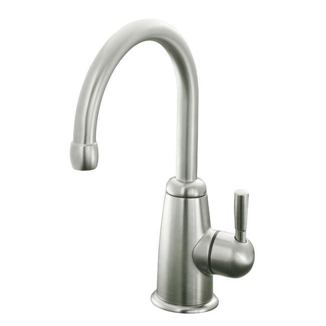 Kohler K-6665-VS Vibrant Stainless Wellspring Beverage Faucet With Contemporary Design