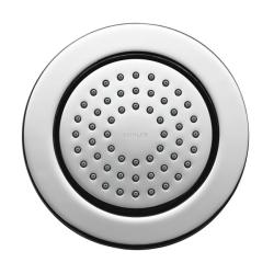 Kohler K-8014-CP Polished Chrome Watertile Round 54-Nozzle Bodyspray