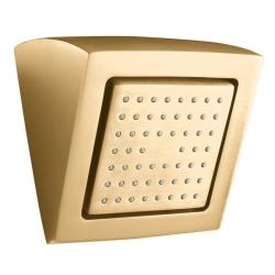 Kohler K-8022-BV Vibrant Brushed Bronze Watertile Square 54-Nozzle Showerhead