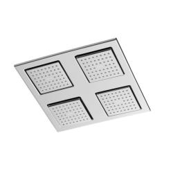 Kohler K-8030-CP Polished Chrome Watertile Square Rain Overhead Showering Panel